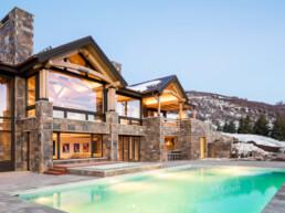 Sunnyside Mountain Home
