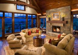 Contemporary Maroon Creek Residence